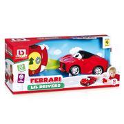 Bburago Junior - Lil Driver Ferrari