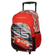 Disney - Lightning McQueen Trolley Backpack