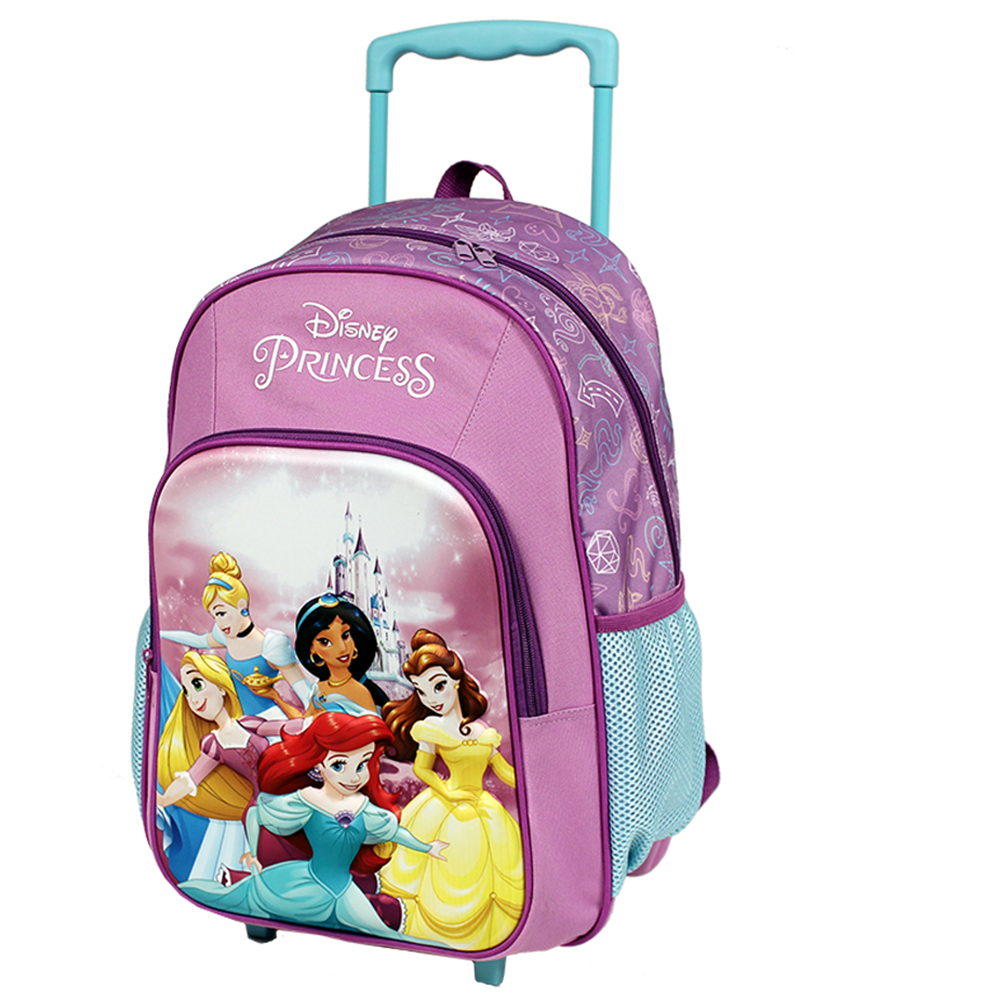 4153a1afb6fa Disney - Princesses Trolley Backpack