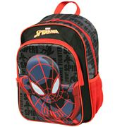 Marvel - Spiderman Backpack Black