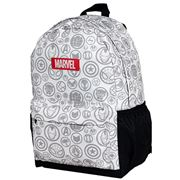 Marvel - Avengers Backpack Grey