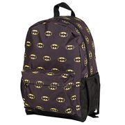 DC Comics - Batman Backpack Bats