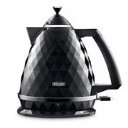 DeLonghi - Brillante Black Kettle KBJX2001BK