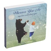 Book - Wherever You Are My Love Will Find You