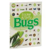 Book - Bugs Sticker Activity