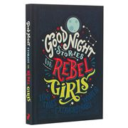 Book - Goodnight Stories For Rebel Girls
