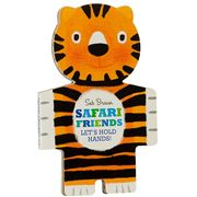Book - Safari Friends: Let's Hold Hands!