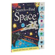 Book - Search And Find Space