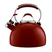 Essteele - Whistling Kettle Red 1.9L