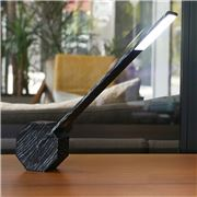 Gingko - Octagon One Desk Lamp Black