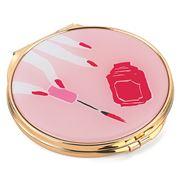 Kate Spade - Boudoir Chic Nail Polish Compact Mirror
