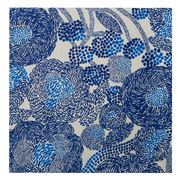 Marimekko - Mynsteri Lunch Napkin Cream & Blue 20pce