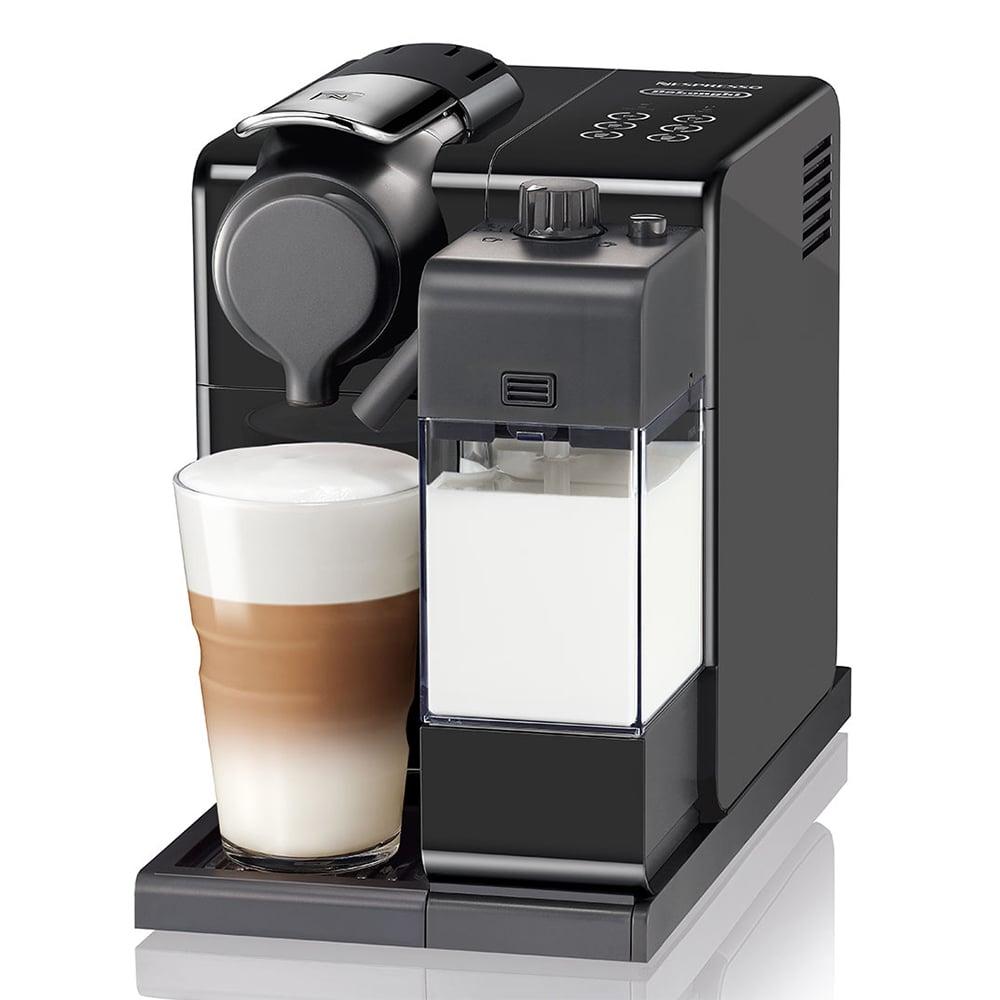 Delonghi Nespresso Lattissima Touch Coffee Machine Black Peters