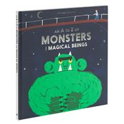 Book - An A-Z Of Monsters And Magical Beings