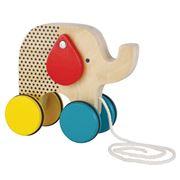 Petitcollage - Jumping Jumbo Pull Toy