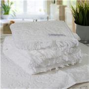 Sheridan - Algarve Bath Towel White