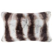 Evelyne Prelonge - Faux Fur Cushion Chinchilla 40x60cm