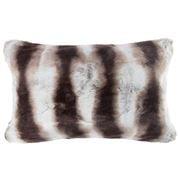 Evelyne Prelonge - Faux Fur Cushion Chinchilla 40x60cm