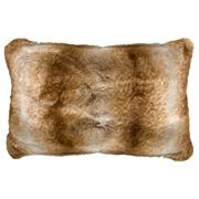 Evelyne Prelonge - Faux Fur Cushion Latte 40x60cm