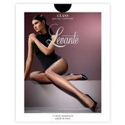 Levante - Class Gloss Control Brief Tights Nero Extra Tall