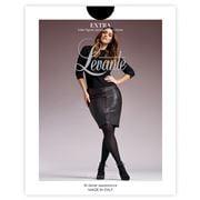 Levante - Extra Fuller Figure Opaque Pantyhose Nero Extra2