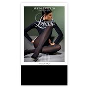 Levante - Suede Matte 70 Denier Tights Nero Extra Tall