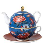 Wedgwood - Paeonia Blush Tea For One