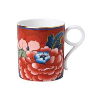 Wedgwood - Paeonia Blush Mug Small Red