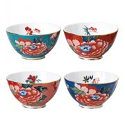 Wedgwood - Paeonia Blush Bowls Set Of 4
