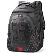 Samsonite - Leviathan Laptop Backpack Black/Red