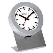 Mondaine - White Magnet Clock DL 50mm