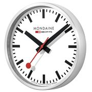 Mondaine - White Wall Clock DL 25cm