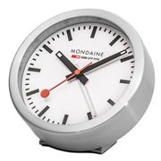 Mondaine - Mini Clock with Alarm DL