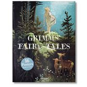 Book - Grimms' Fairy Tales 16 Poster Set