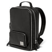 Lipault - J.P Gaultier Collab Medium Mix Backpack Black