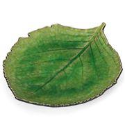 Costa Nova - Hydrangea Leaf  Riviera Tomate Green 22cm