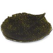 Costa Nova - Hydrangea Leaf Dish Riviera Forets 22cm