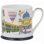 Australiana - Melbourne Mug 400ml