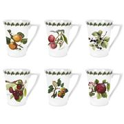 Portmeirion - Pomona Mug Set 6pce 280ml