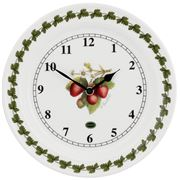 Portmeirion - Pomona Wall Clock Strawberry