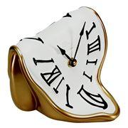 Antartidee - Melting Time Clock Gold & White