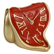 Antartidee - Melting Time Clock Gold & Red