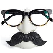 Antartidee - L'Homme Glasses Holder White & Black