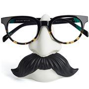 Antartidee - L'Homme Glasses Holder White & Black