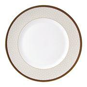 Wedgwood - Byzance White Plate 27cm
