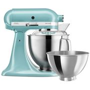 KitchenAid - KSM177 Azure Blue Stand Mixer