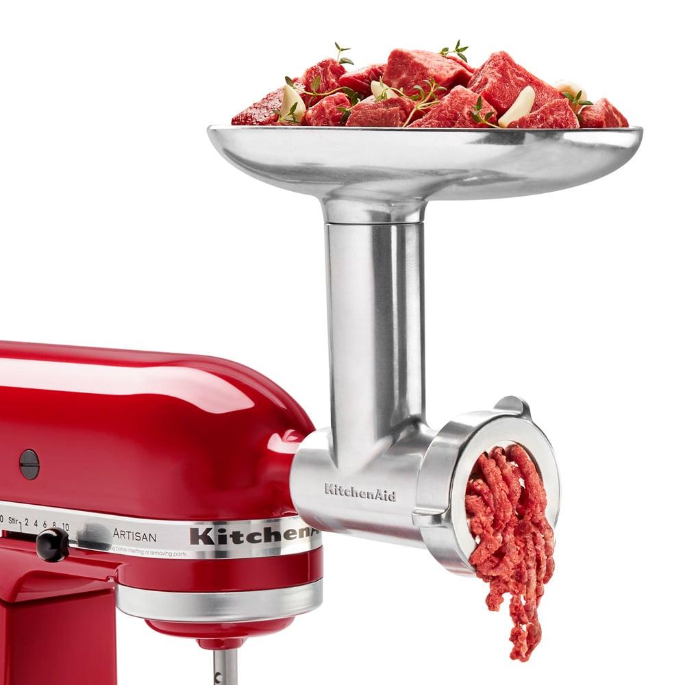KitchenAid - Accessories Metal Food Grinder Attach. 5KSMMGAA ...