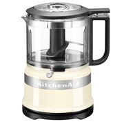 KitchenAid - 3.5 Cup Mini Food Chopper KFC3516 Almond Cream