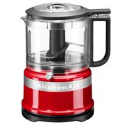 KitchenAid - 3.5 Cup Mini Food Chopper KFC3516 Empire Red