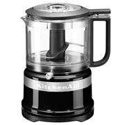 KitchenAid - 3.5 Cup Mini Food Chopper KFC3516 Onyx Black
